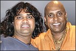 Mahesh Vinayakram and Sivamani
