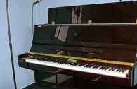 Bechendorfer Upright Piano