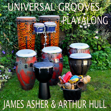 Universal Grooves - Playalong